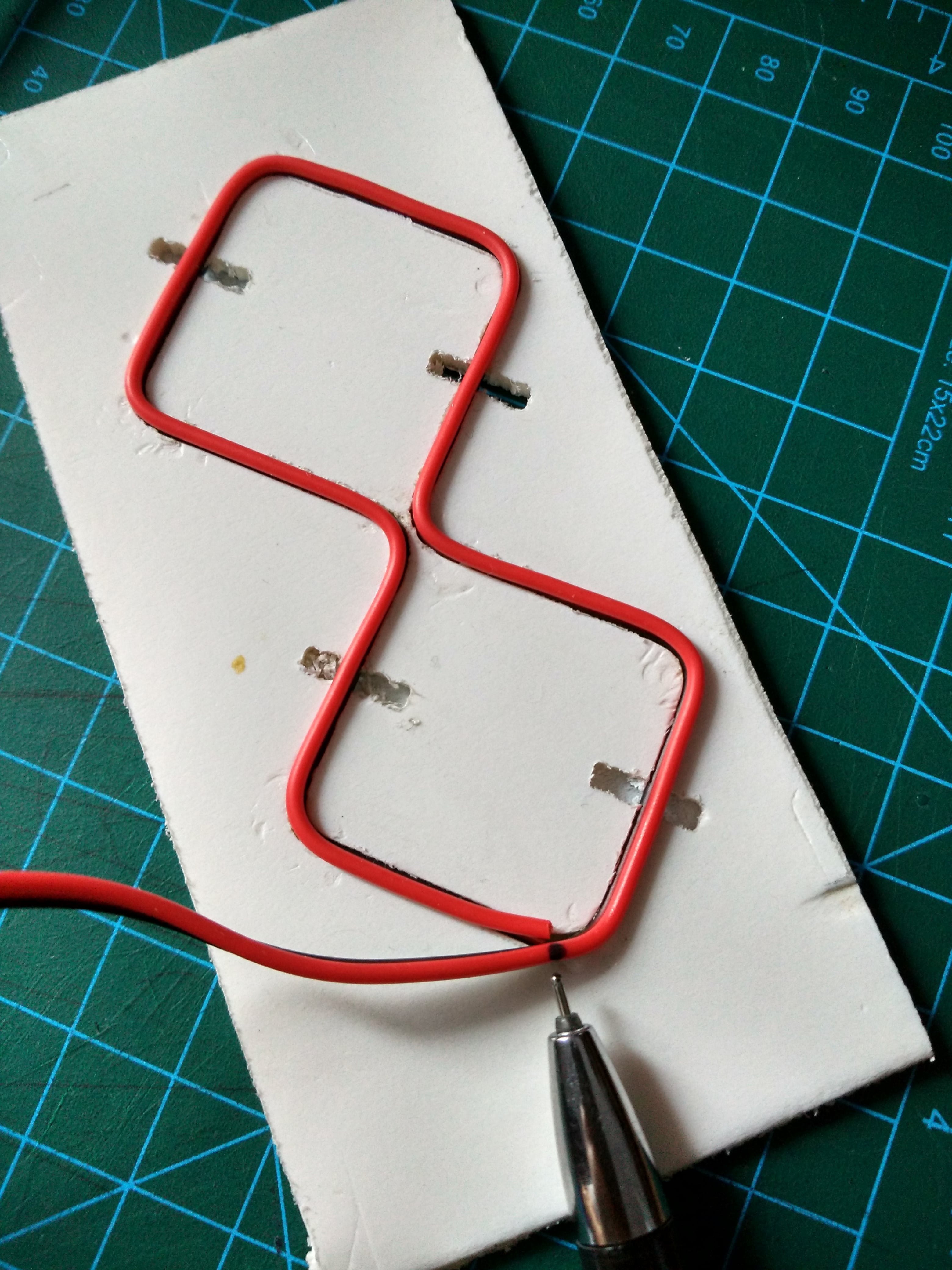 22AWG in antenna template